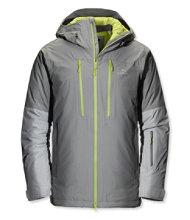 Waterproof Down Ski Jacket, Colorblock