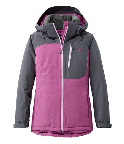 Women's Wildcat Jacket, Colorblock