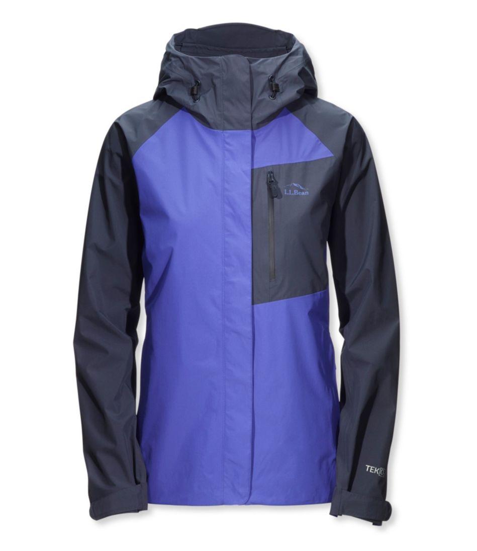 Women's TEK O2 2.5L Element Jacket, Colorblock