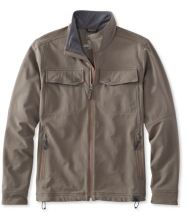 All-Terrain Soft-Shell Jacket