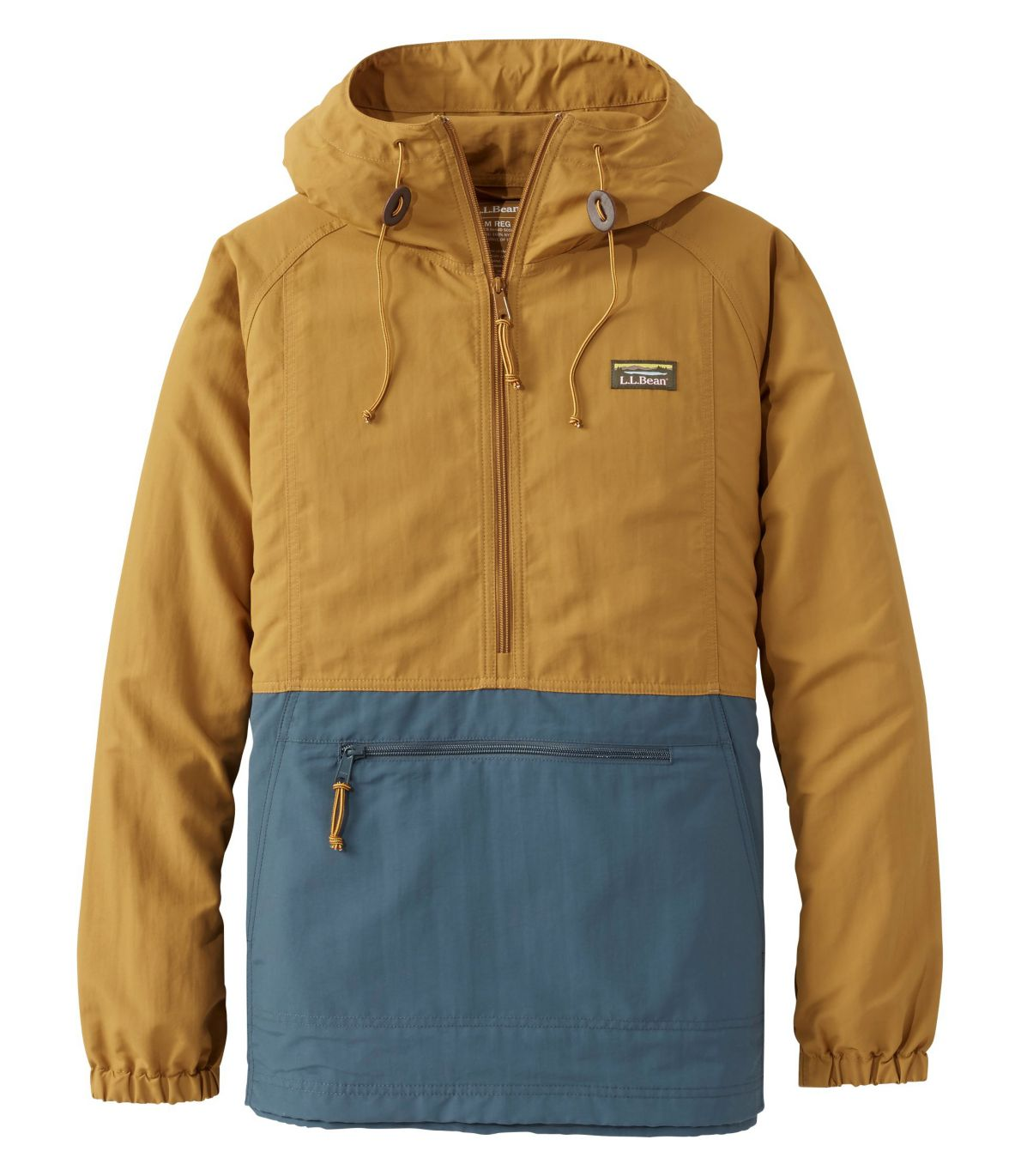Men's Mountain Classic Anorak, Colorblock