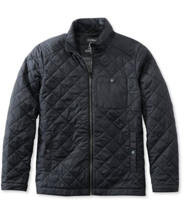 Lightweight Quilted Insulated Jacket