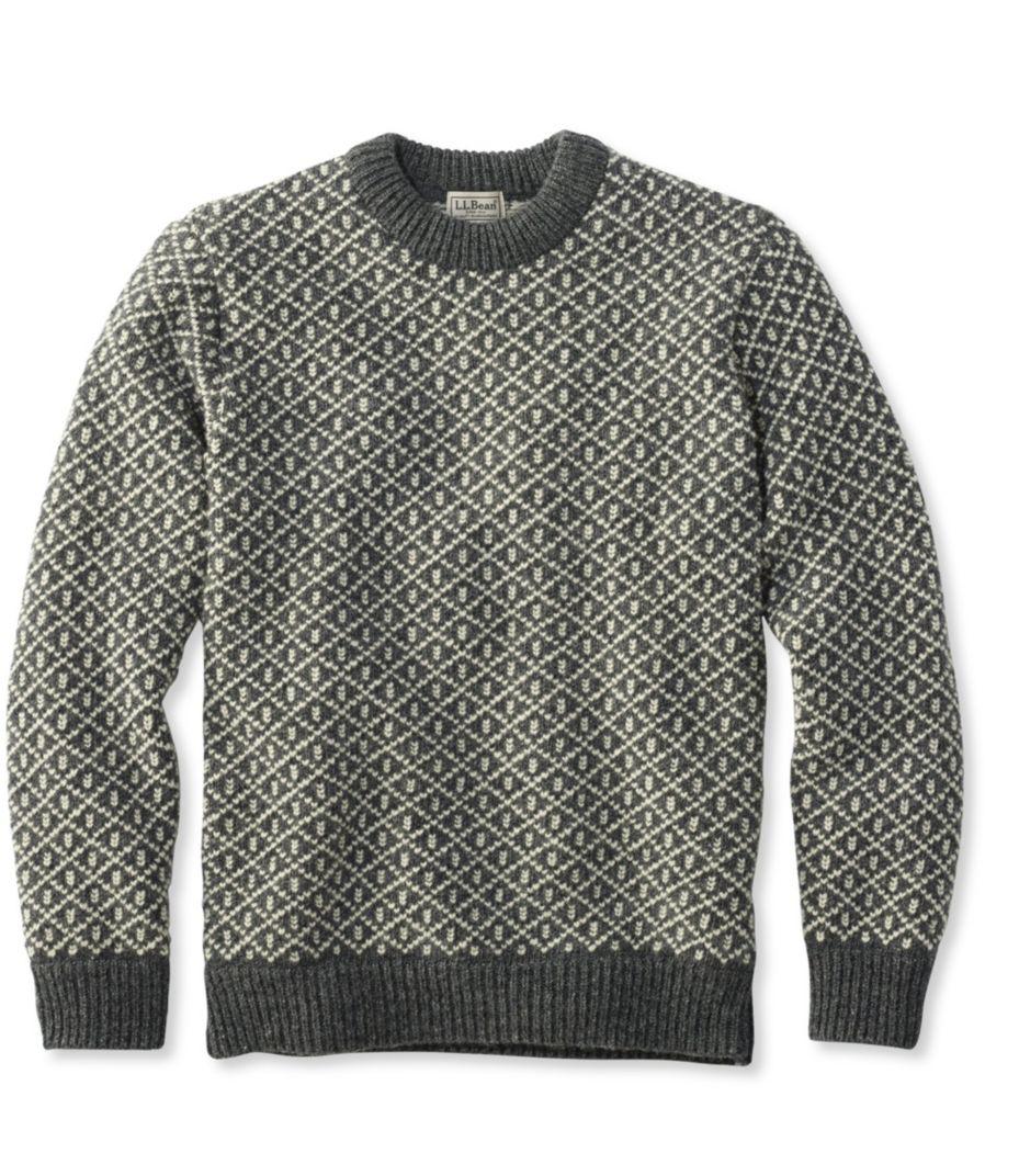 We Norwegians  Rekkjer Roundneck Sweater  Men's 68128