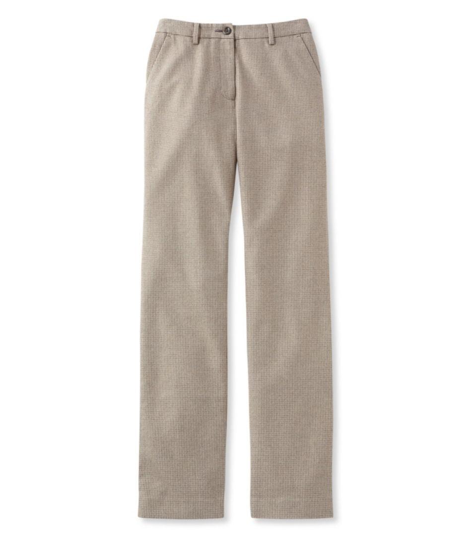 Weekend Pants, Houndstooth