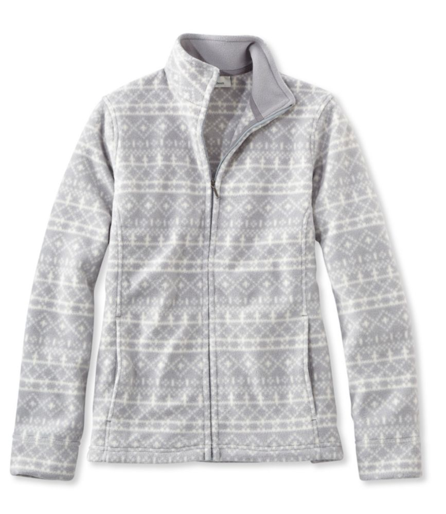 L.L.Bean Comfort Fleece, Full-Zip
