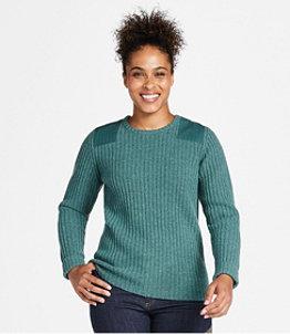 Women's Commando Crewneck Sweater