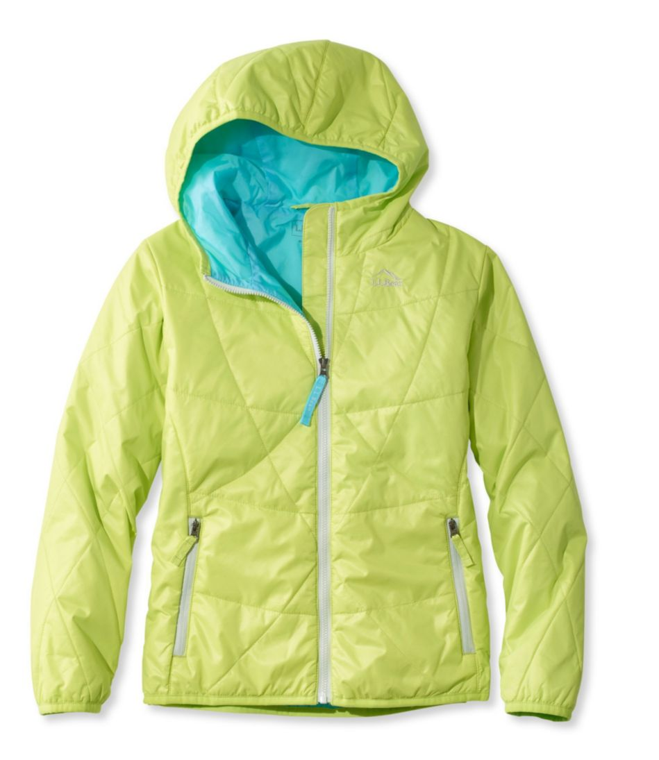 Girls' Puff-n-Stuff Jacket