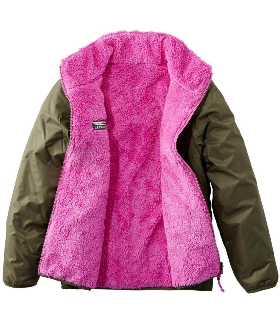 Girls' Mountain Bound Reversible Jacket