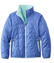 Girls' Mountain Bound Reversible Jacket