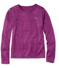 Girls' Reversible Long-Sleeve Tee