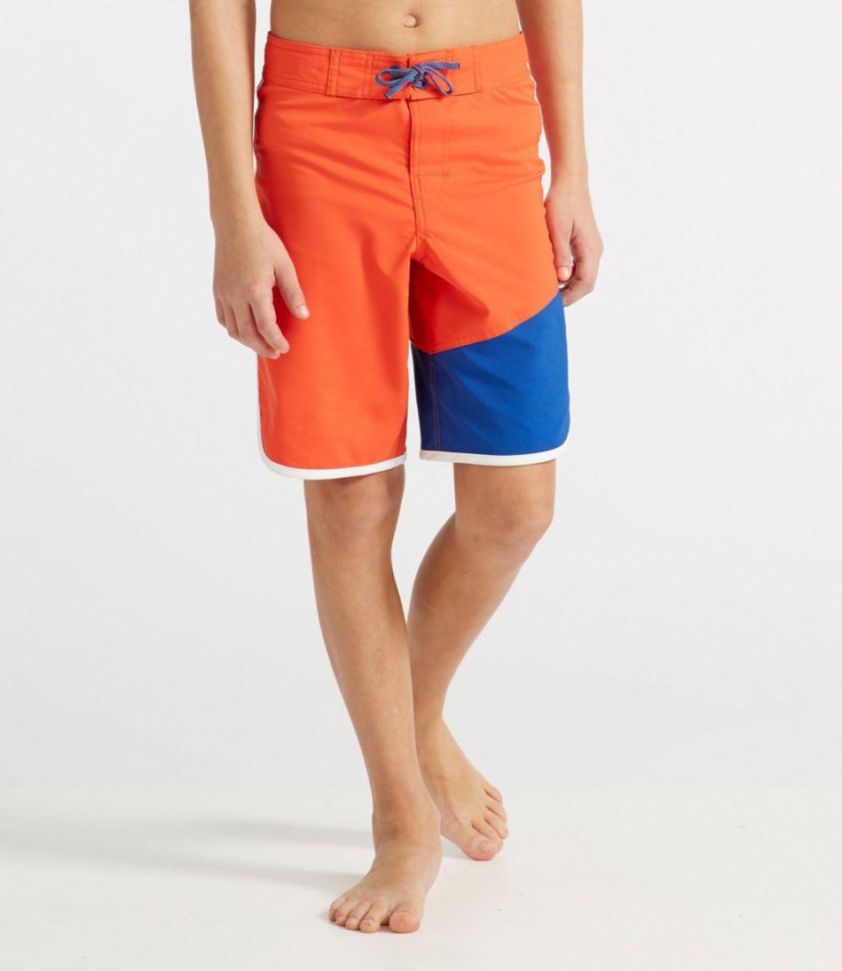 Boys' 360 Stretch Board Shorts, Colorblock