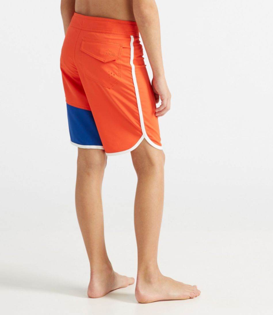 Boys' 360 Stretch Board Shorts, Colorblock