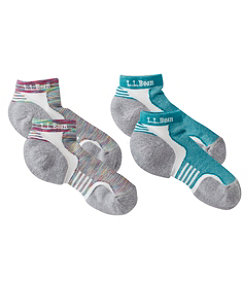 Kids' CoolMax Multisport Socks, Two-Pack
