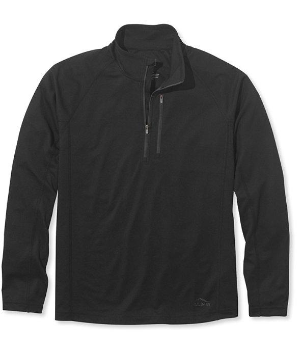 Lightweight Sport Quarter-Zip, Ink Black, large image number 0