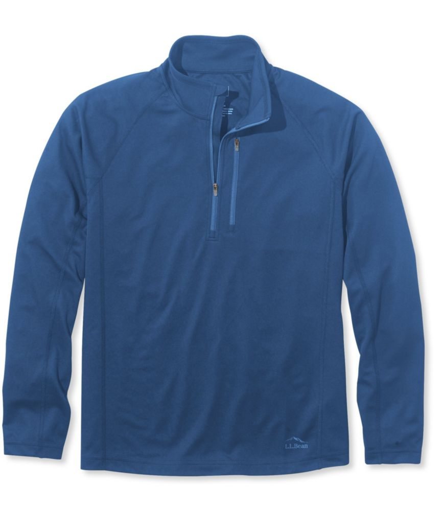 Lightweight Sport Shirt Quarter-Zip