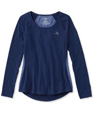 Essential Performance Crew, Long Sleeve