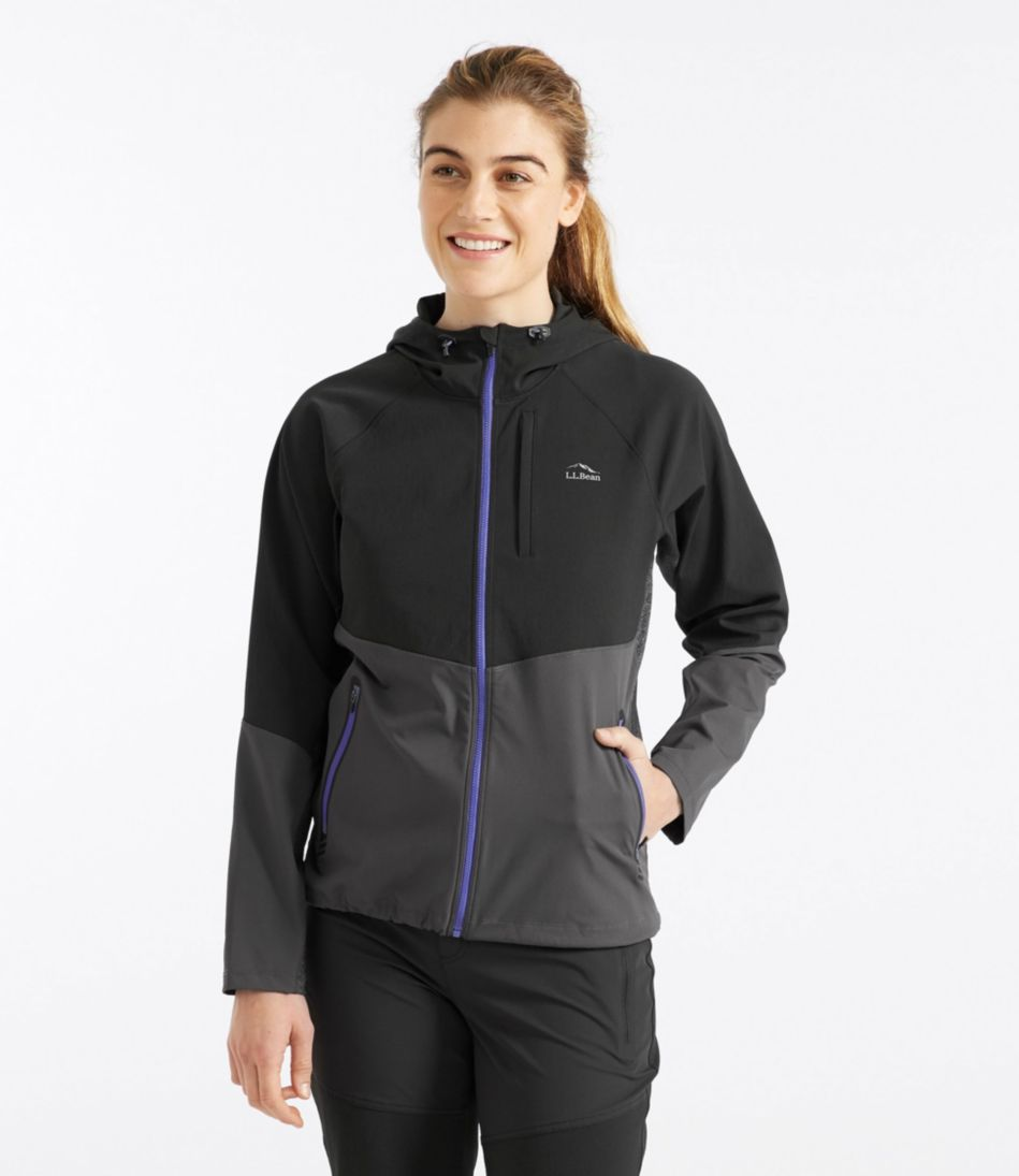 Swift Ascent Hiking Jacket, Colorblock