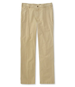 Men's Tropic-Weight Chino Pants, Standard Fit Plain Front