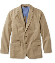 Easy-Care Performance Travel Blazer