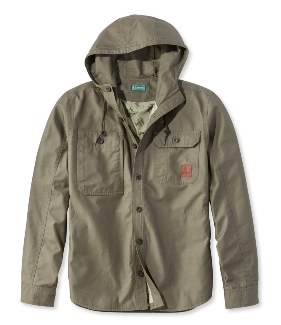 Traverse Lightweight Hooded Shirt Jac
