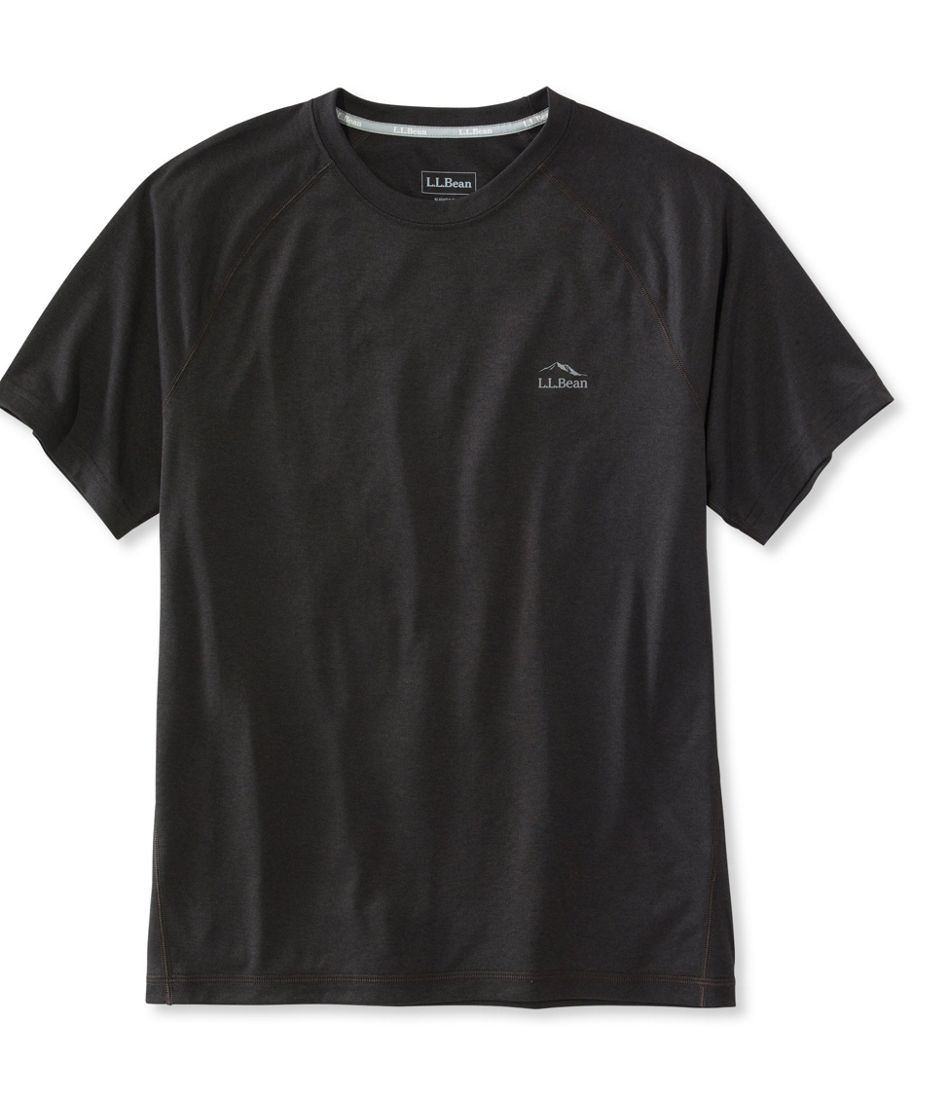 Men's L.L.Bean Trail Tee, Short-Sleeve