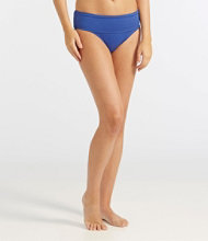 BeanSport Swimwear, Foldover Bottom