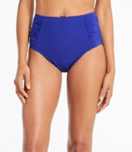 Slimming Swimwear, High-Waist Brief