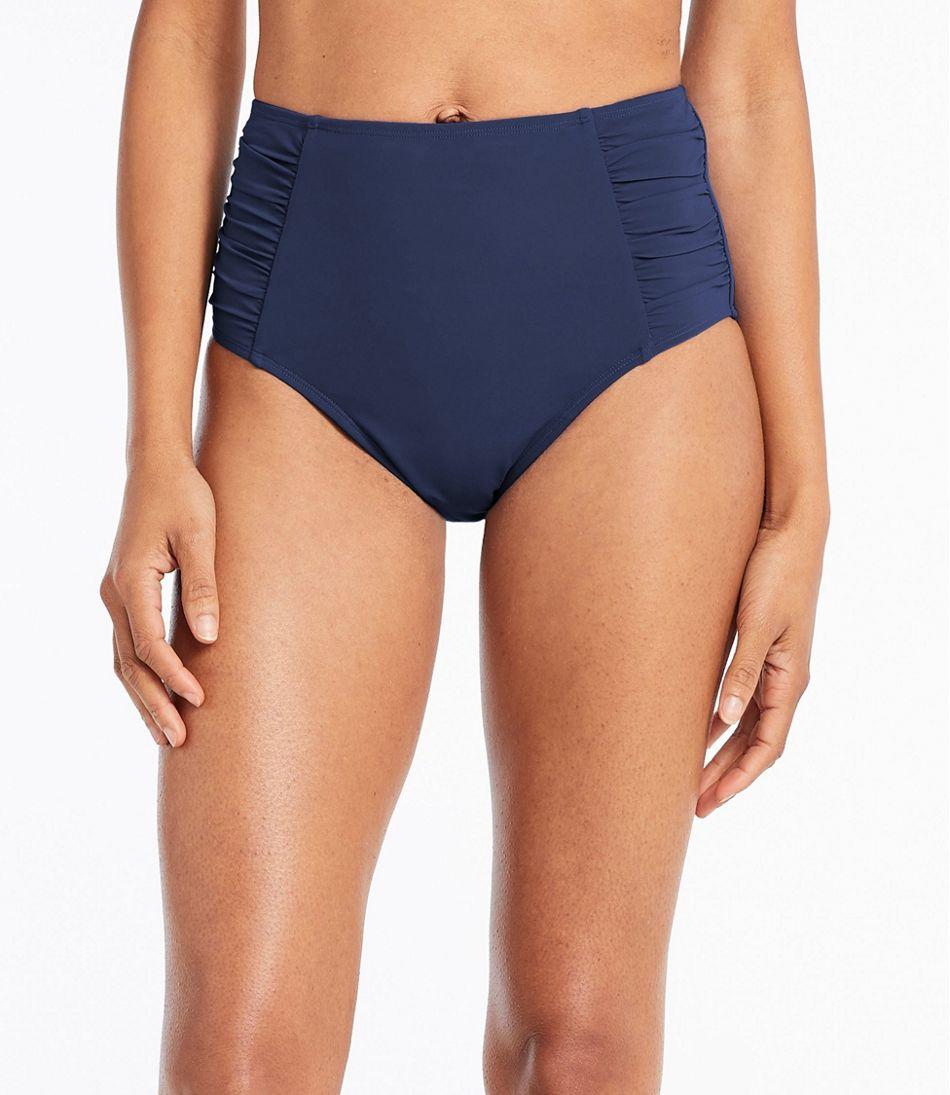 Slimming Swimwear, High-Waist Brief