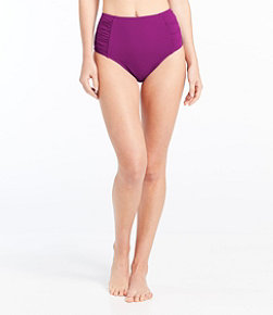 Women's Slimming Swimwear, High-Waist Brief