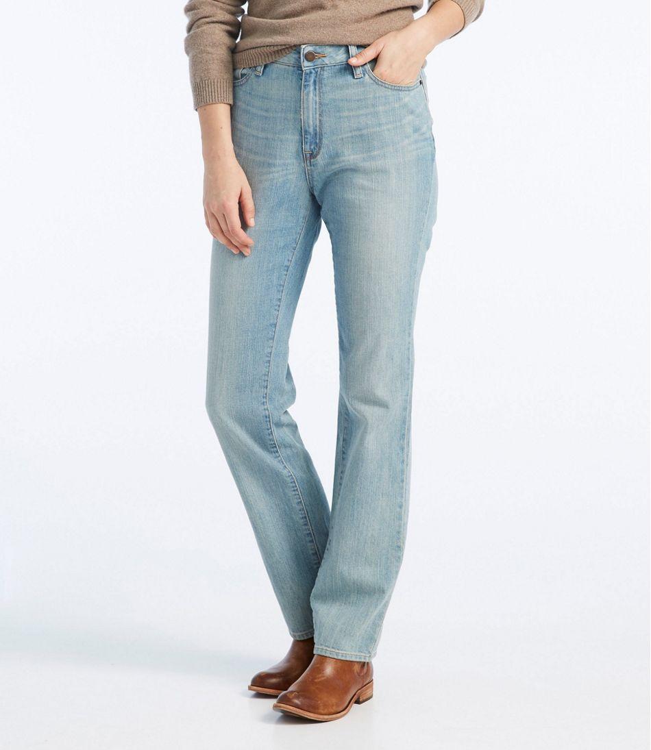 L.L.Bean 1912 Jeans, Classic Fit Straight-Leg
