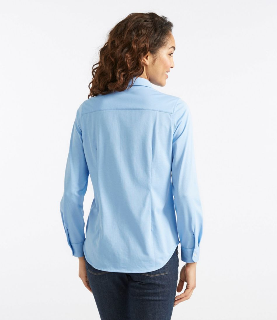 Women's Shrink-Free Knit Shirt