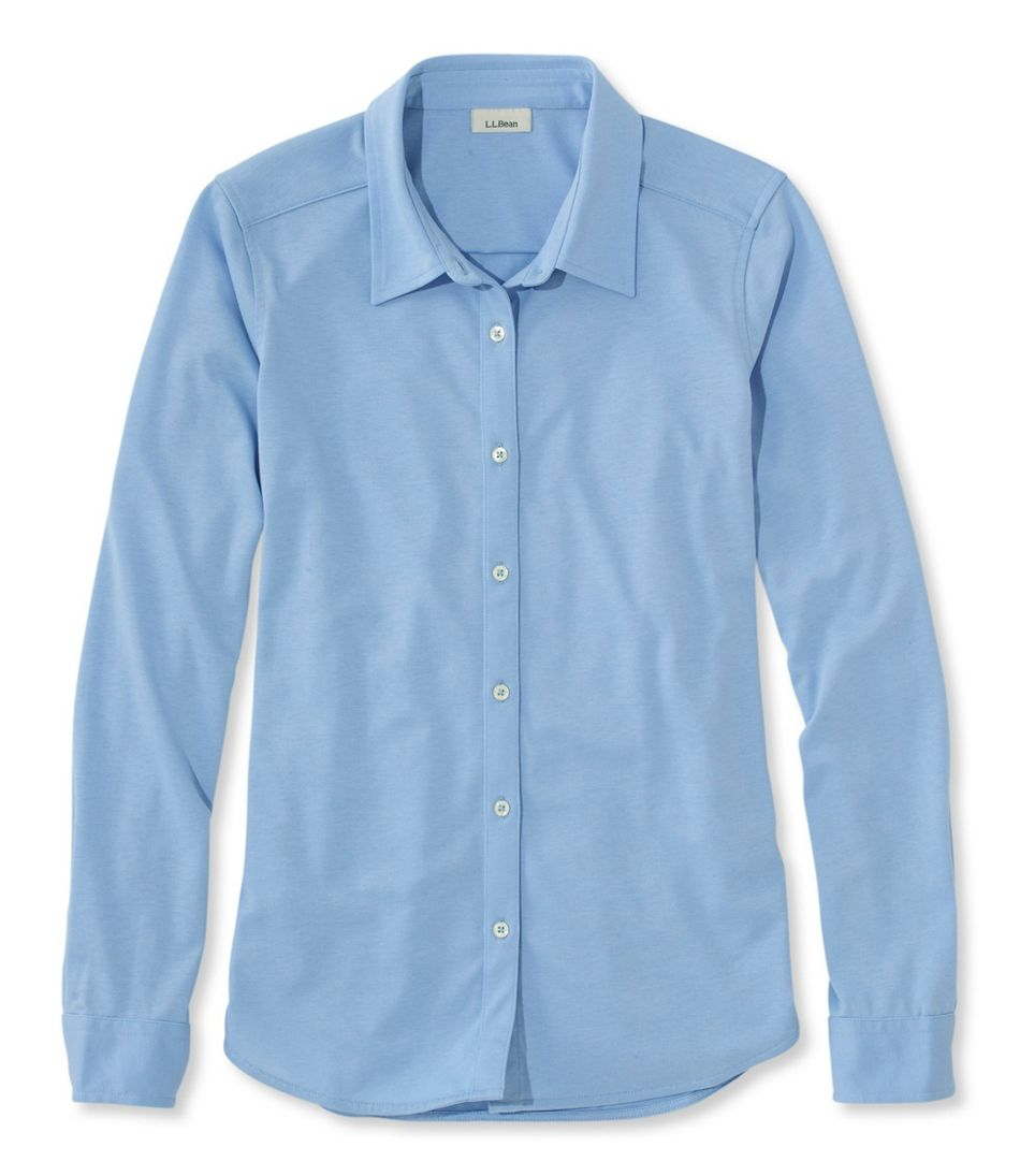 Shrink Free Knit Shirt