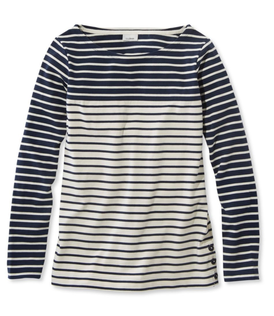 Nautical Stripe Tops, Pullover Colorblock