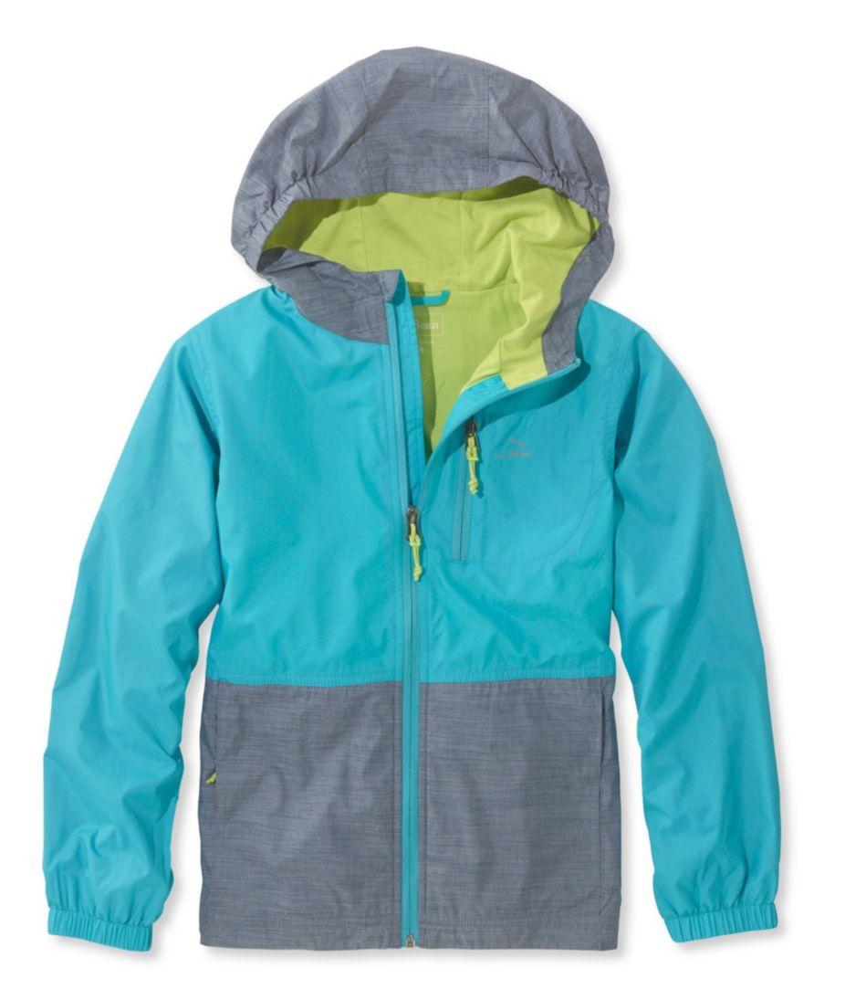 Kids' Casco Bay Windbreaker Jacket