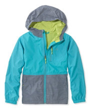 Kids' Casco Bay Windbreaker Jacket