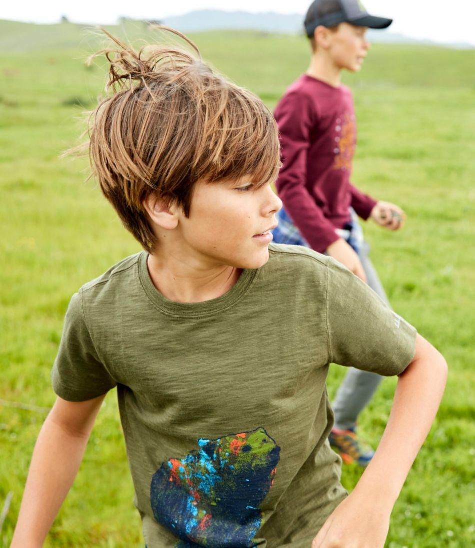 Boys' Graphic Tee, Short-Sleeve