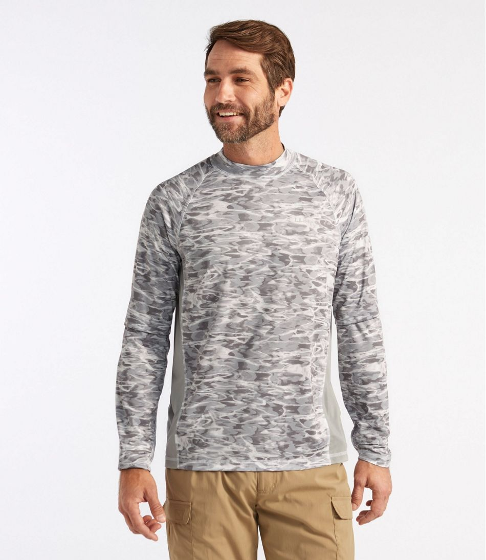 Anglers Cool Performance Shirt, Print