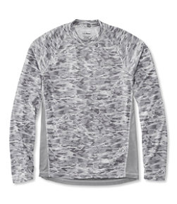 Men's Anglers Cool Performance Shirt, Print
