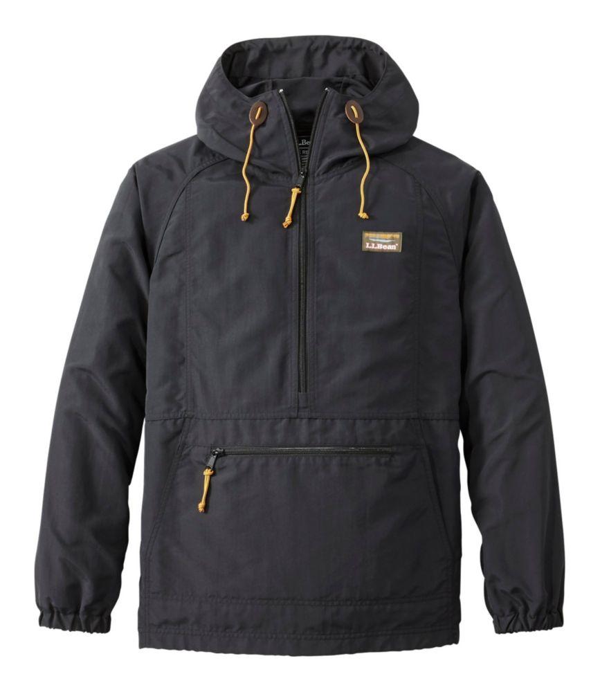 photo: L.L.Bean Mountain Classic Anorak waterproof jacket