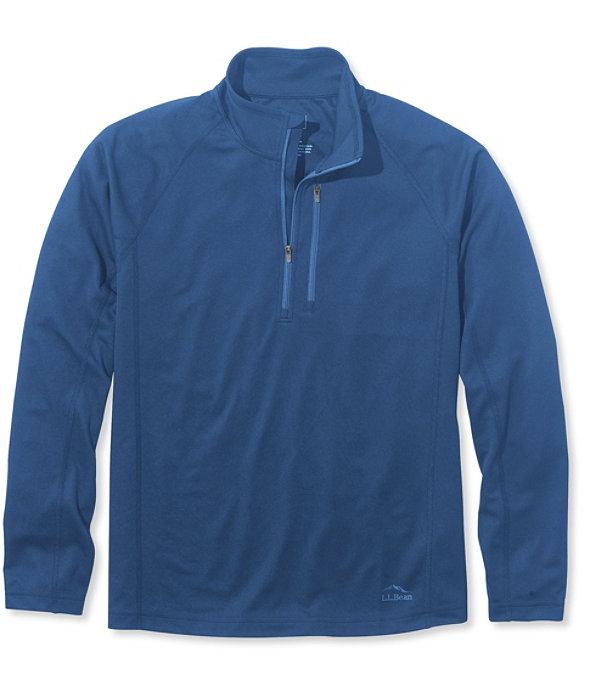 Lightweight Sport Quarter-Zip, Collegiate Blue, large image number 0