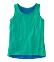Girls' Reversible Active Performance Tank