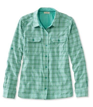 Double Cloth Performance Woven Shirt