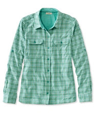 Women's Double Cloth Performance Woven Shirt
