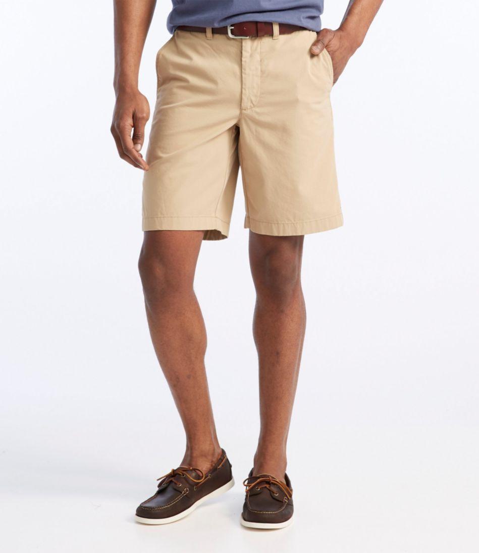 Lakewashed Khaki Shorts, Standard Fit