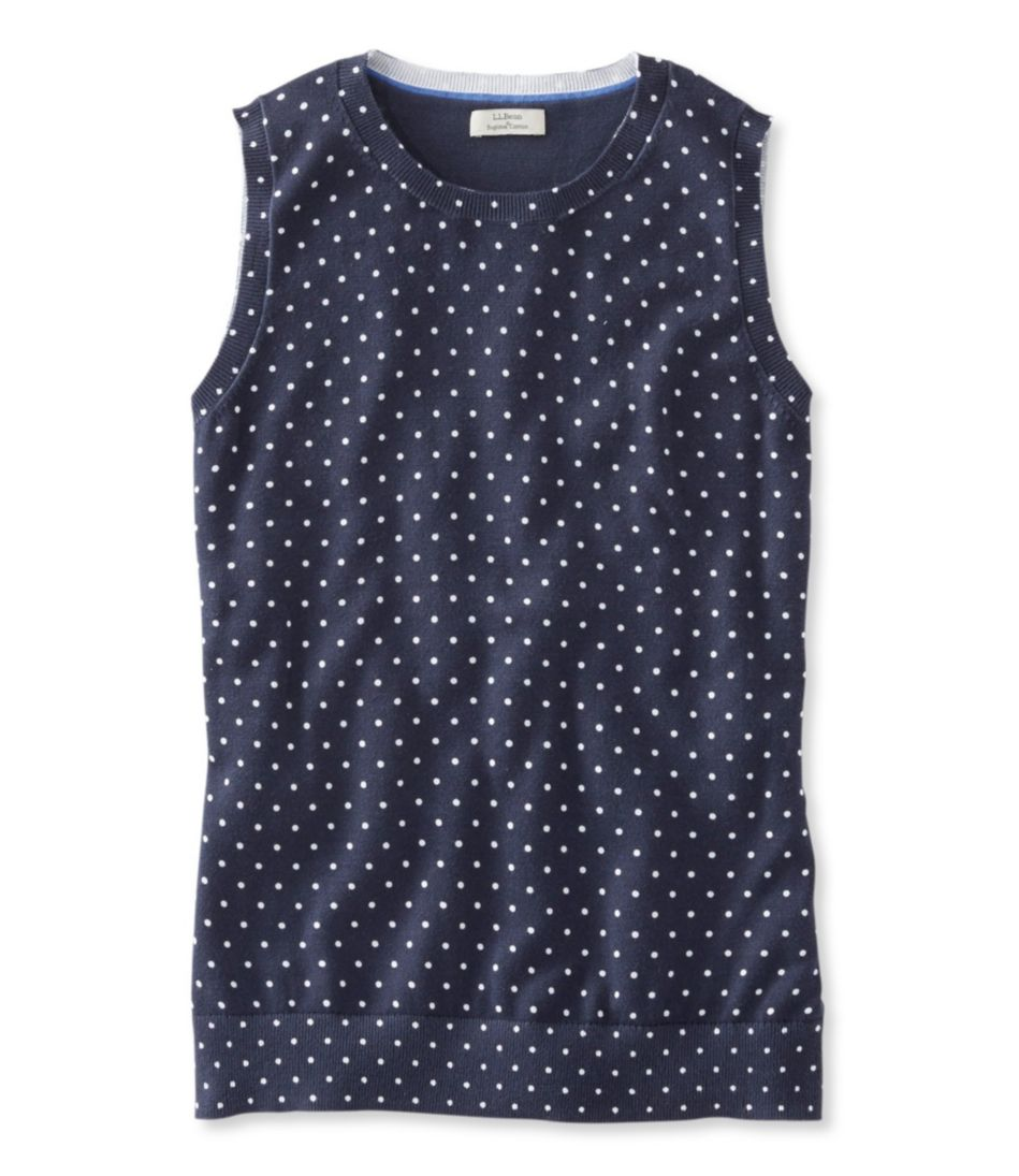 Supima Essential Shell, Print