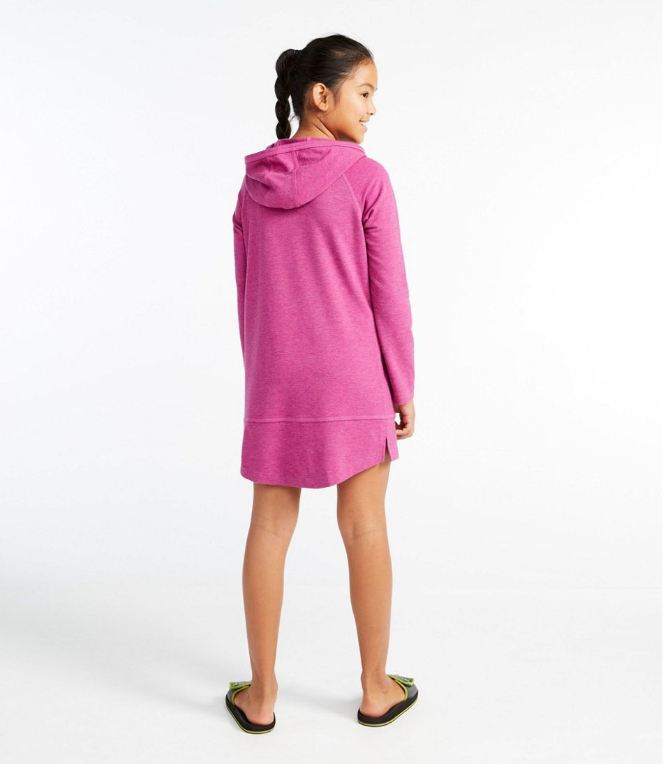 Girls' Sun-and-Surf Cover-Up