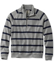 Stonecoast Quarter-Zip Pullover, Stripe