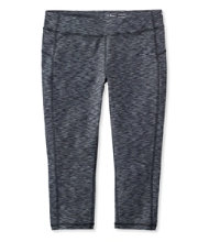 Women's PowerFlow Crop Pant Space Dye Misses