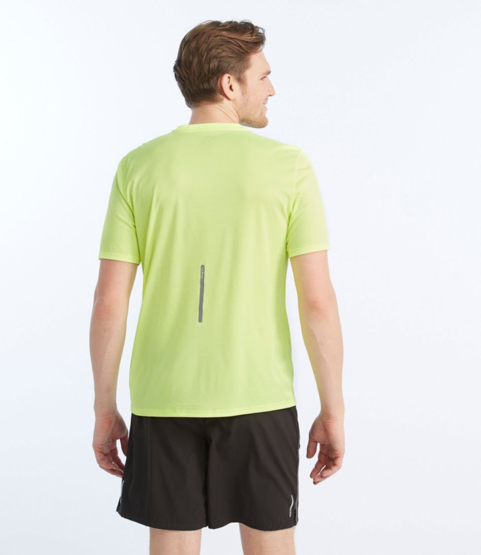 Reflective Running Tee, Regular