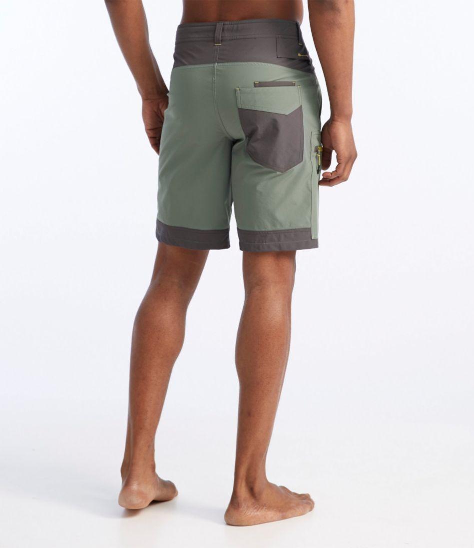 Rangeley Paddling Shorts, Color Block Men's Regular